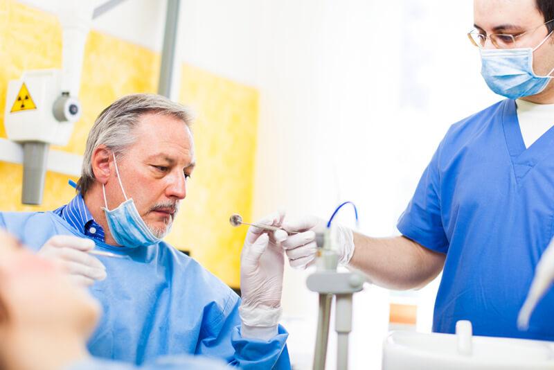 Aposentadoria especial para dentistas